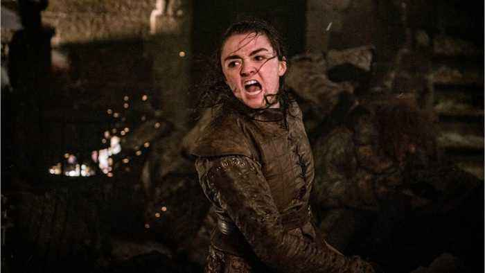 Maisie Williams Laughs In Response To Whether Arya Will Die