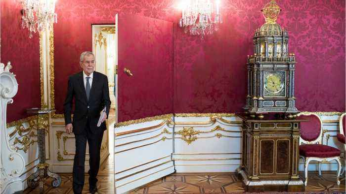 Austrian President Plans To Call For Snap Election