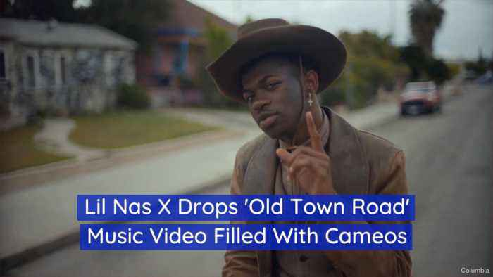Lil Nas X Has A Lot Of Celebrities In His New Music Video