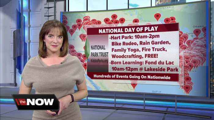 Geeking Out: Kids to Parks Day