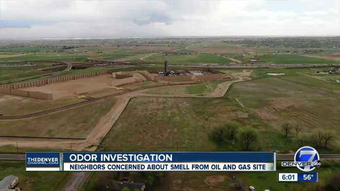 Neighbors concerned about smell from oil and gas site near Broomfield
