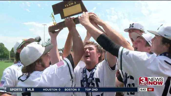 Millard West wins first state baseball title
