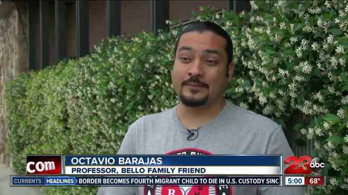 BC student Jose Bello detained by ICE