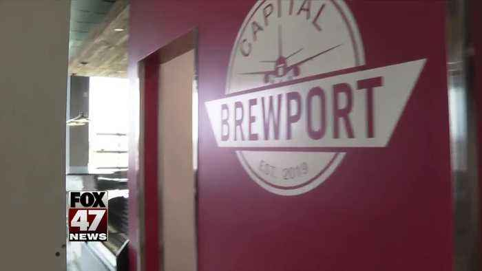 New restaurant and bar at Lansing airport coming soon