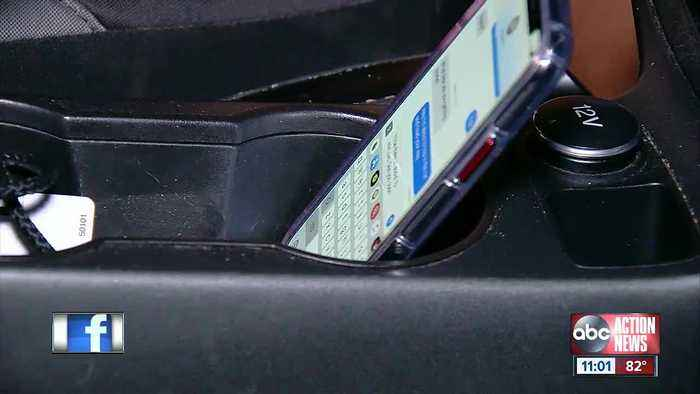 Gov. DeSantis signs bill banning texting and driving in Florida
