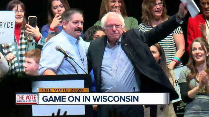 Bernie Sanders hits President Trump on Wisconsin economy in state-based web-only campaign ad
