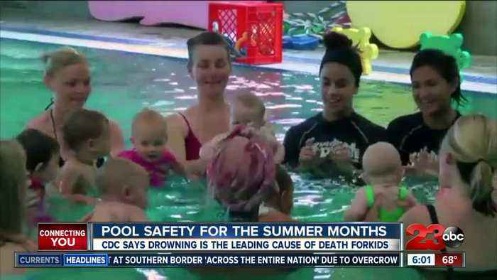 Pool Safety TIps For the Summer