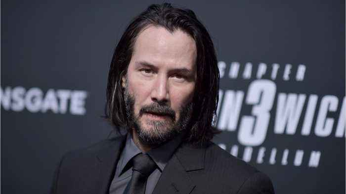 Keanu Reeves Would Most Like to Play Wolverine
