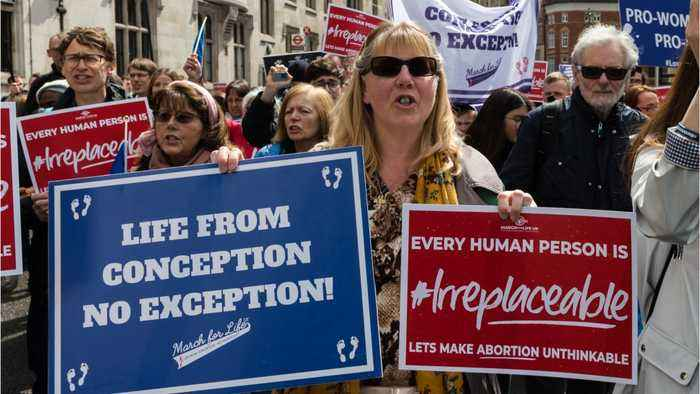 More abortion bans coming to states across the U.S.