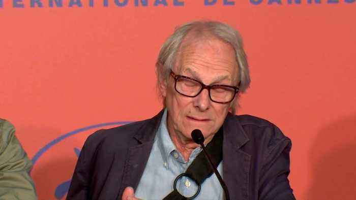 Ken Loach calls Jeremy Corbyn only 'bright spark' on horizon