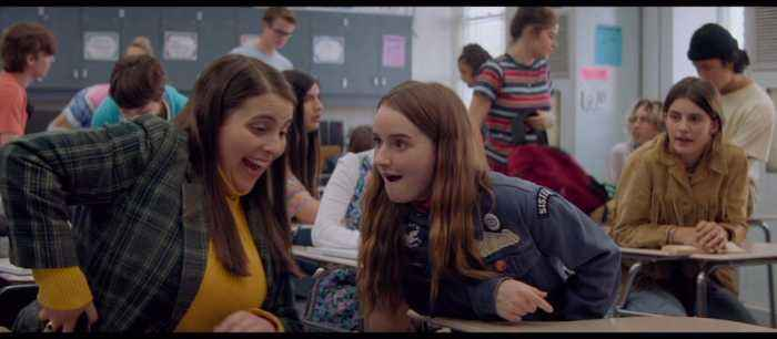 The First Six Minutes Of 'Booksmart' Uninterrupted