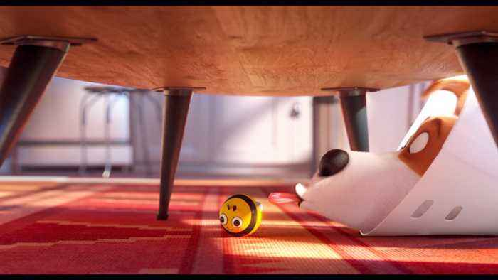 Patton Oswalt In 'The Secret Life Of Pets 2' New Trailer