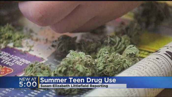 Summer Months Means A Spike In Drug Use for Teens
