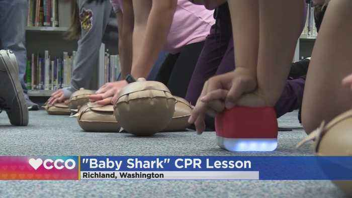'Baby Shark' Is More Than Just A Catchy Song, It Can Also Save Lives