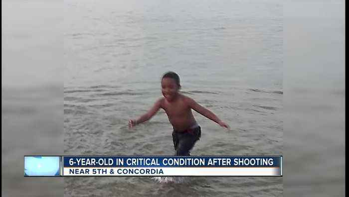 6-year-old Milwaukee boy in critical condition after shooting