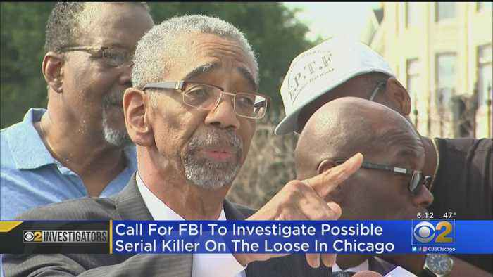 Call For FBI To Investigate Possible Serial Killer On The Loose In Chicago