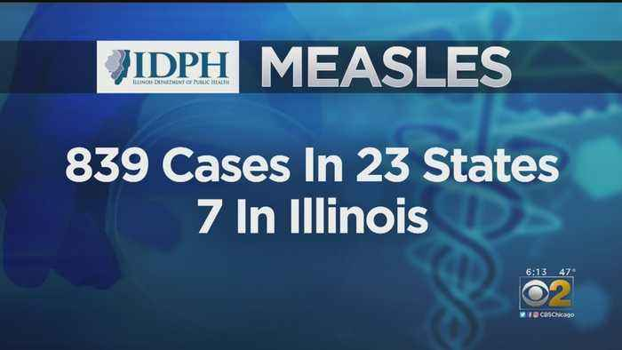 New Action Now That Measles On The Rise Across The Country