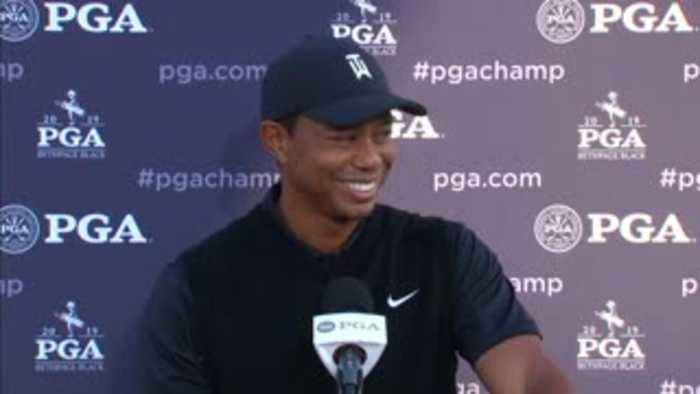 Tiger: I just didn't have it