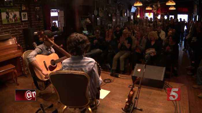 Brother and sister forging their own path in bluegrass community