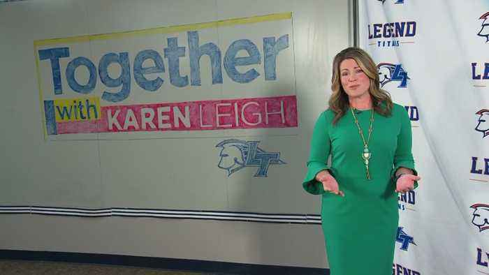 'Together With Karen Leigh' Show, 5/17 & 5/19