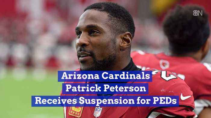 Patrick Peterson Is Caught Violating NFL Drug Policy