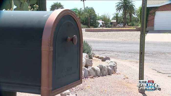 Cameras help catch mail thieves