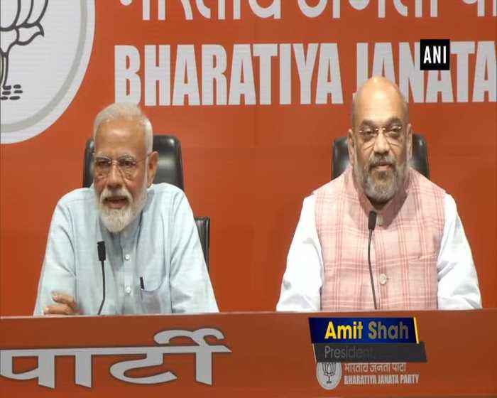 BJP held biggest most extensive campaign for LS polls 2019 Amit Shah