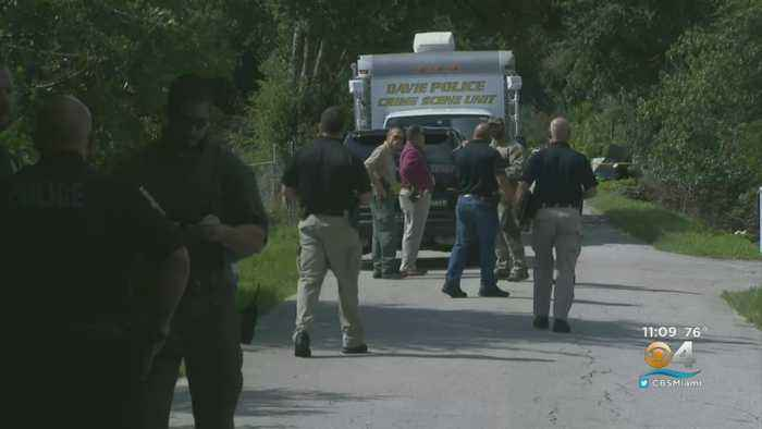 Police ID Man Killed In Stand Off With Davie Cops