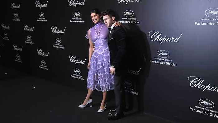 Priyanka Chopra-Nick Jonas reveal their summer plans at a party in Cannes