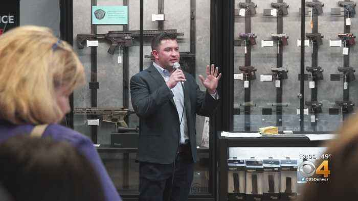 Rep. Patrick Neville's Town Hall In Gun Shop Causes Controversy
