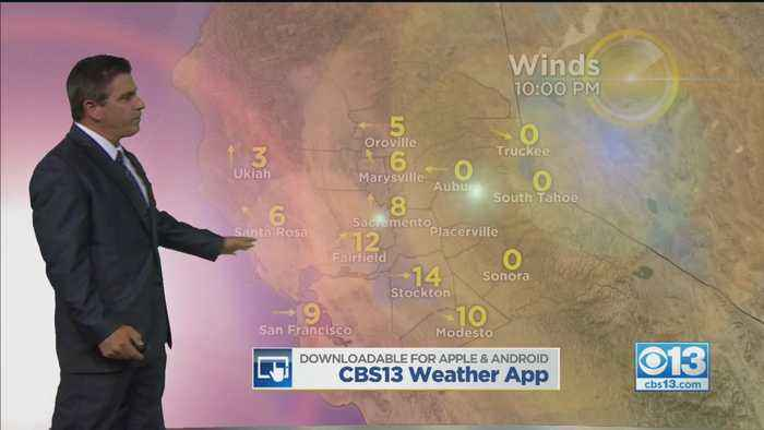 Nighttime Forecast - May 17, 2019