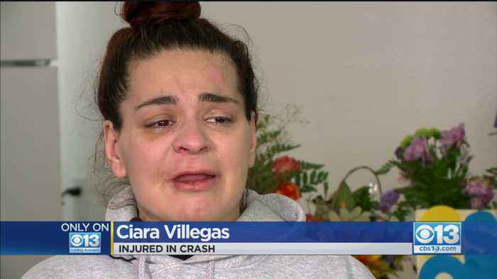 Rio Linda Woman Hurt In Suspected DUI Crash Speaks Out, Asks For Justice
