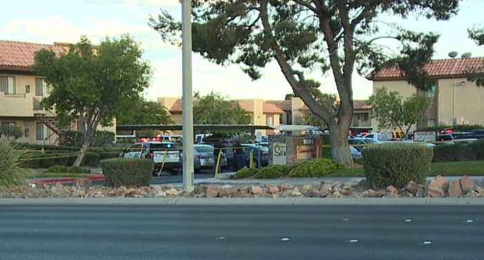 Vegas PD: Woman killed by husband in domestic-related homicide