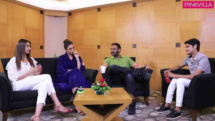 De De Pyaar De can have a sequel Ajay Devgn Tabu and Rakul Preet in conversation with Pinkvilla