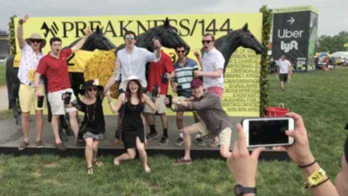 Sights & sounds of Preakness 2019