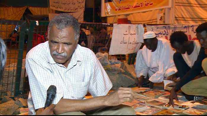 Sudan protests: Learning during the overnight sit-in