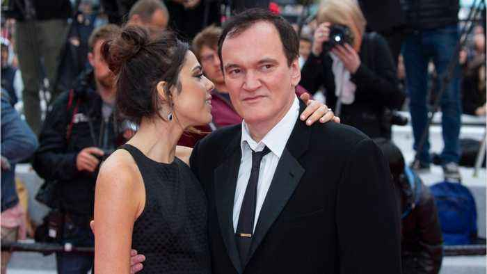 Tarantino Makes Early Appearance At Cannes Film Festival