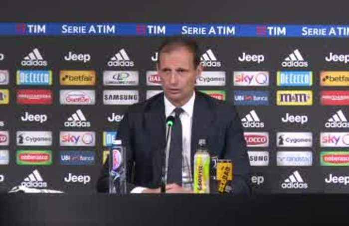 Emotional Allegri insists the time was right to leave Juventus