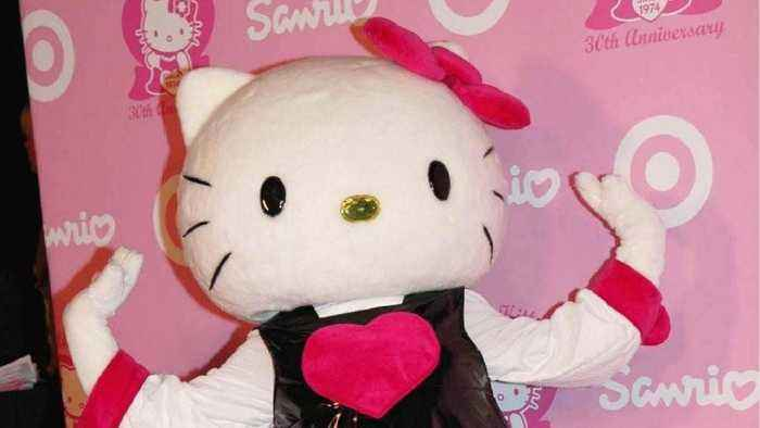 Hello Kitty Takes The Lead In Sanrio Character Grand Prix