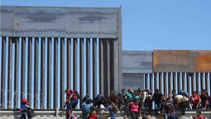 Trump Administration Hopes Cybersecurity Staffers Will Deploy To US-Mexico Border