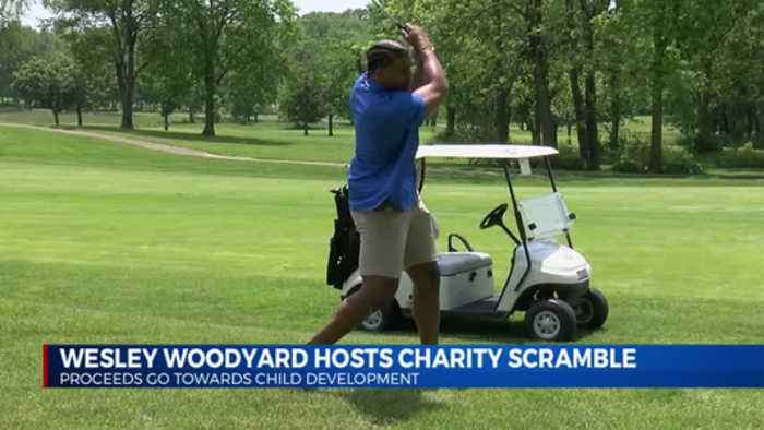 Former UK Linebacker Wesley Woodyard hosts golf scramble