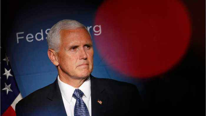Students Protest Mike Pence At Graduation Ceremony In Home State