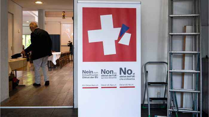 Swiss Voters Approve Tighter Gun Control, Avoid EU Clash