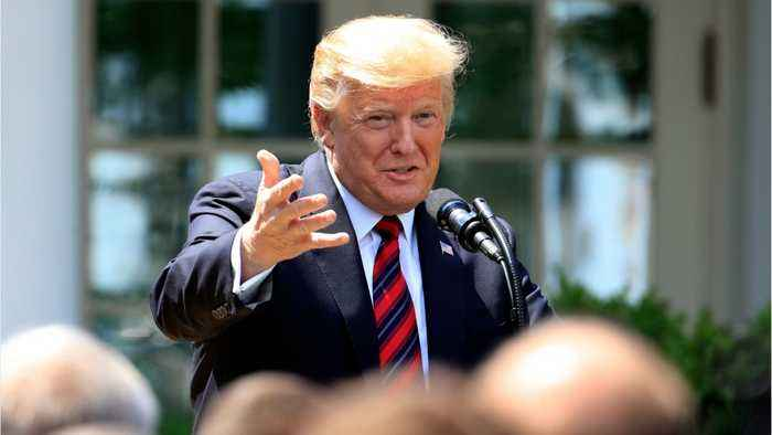 Trump Tweets Support For Exceptions To Recent Abortion Bans