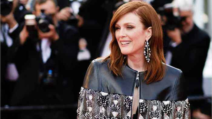 Julianne Moore Says Personal Experiences Motivated Her To Back AIDS Documentary