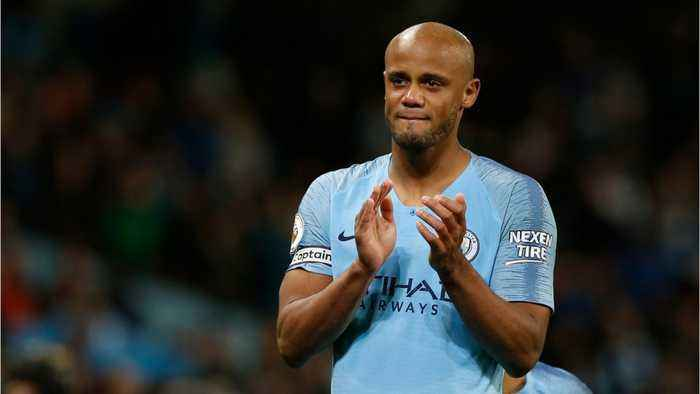 Vincent Kompany Will Become Player-Manager In Belgium