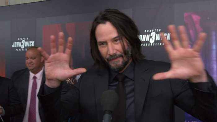 Keanu Reeves And His 'John Wick 3' Travels