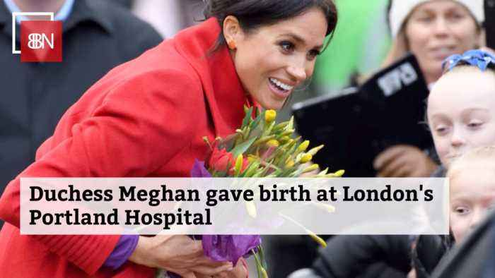 This Is Where The Duchess Gave Birth