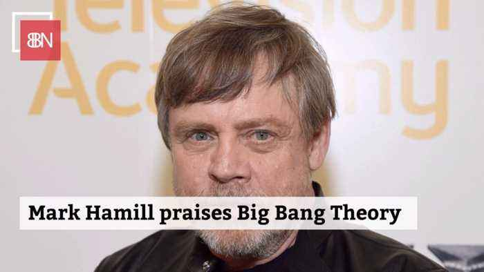 Mark Hamill Believes 'Big Bang Theory' Helped Elevate Nerds