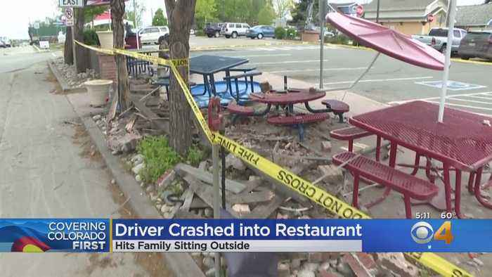 Alcohol, Drugs Suspected In Dairy Queen Patio Area Crash